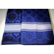 Hand- en Theedoek  - Lace - Dark  Blue