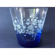 6x Water Glas - Marrakesh Blue