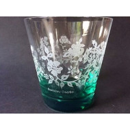 6x Water Glas - Summer Breeze Green