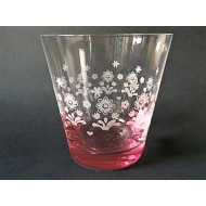 6x Water Glas - Marrakesh Pink
